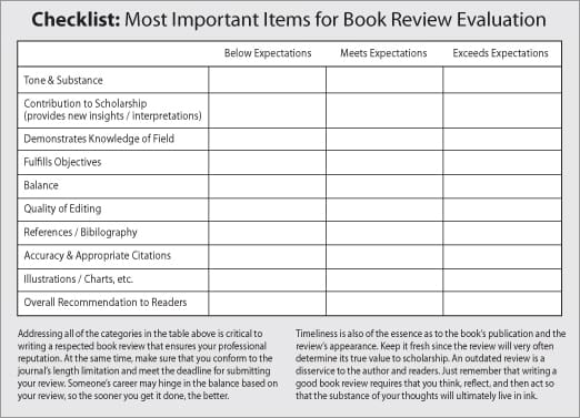 dissertation book review Search writing-worldcom: google how to write a book review by bill asenjo return to successful freelancing print/mobile-friendly version a book review describes, analyzes and evaluates the crc began writing seriously to maintain his sanity while completing his phd dissertation.