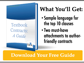 Textbook Contracts A Guide