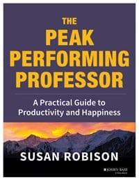 Peak Performing Professor