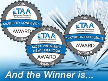 5 Reasons to Nominate for a TAA Textbook Award