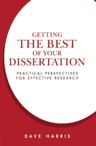 Getting the Best of Your Dissertation