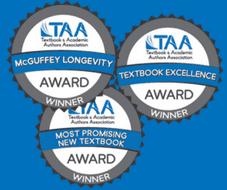2017 TAA Textbook Awards