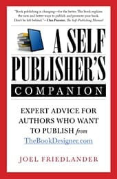A Self Publisher's Toolkit