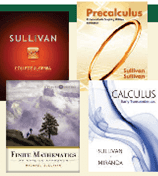 Photo of Michael Sullivan Textbooks