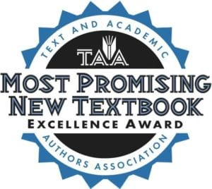 TAA Most Promising New Textbook Award