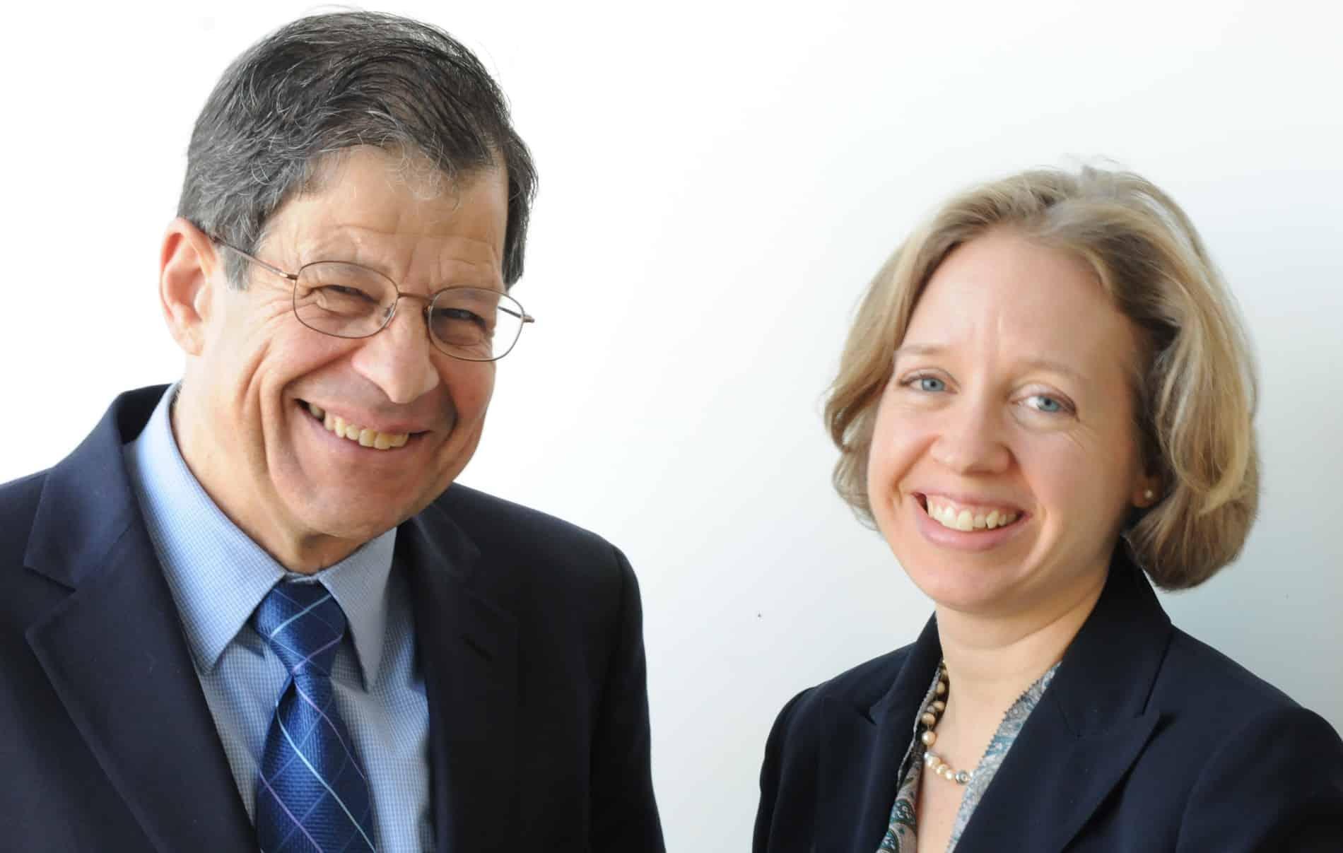 Zick Rubin and Brenda Ulrich