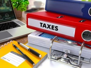 Taxes for authors
