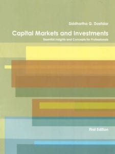 Capital Markets and Investments Book Cover