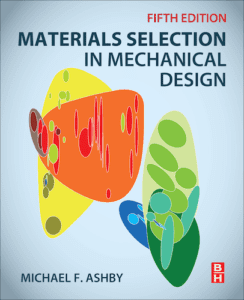 Materials Selection in Mechanical Design, 5th ed.