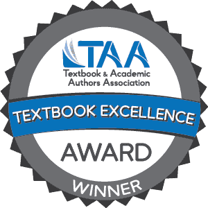 Textbook Excellence Award Winner