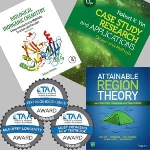 2019 TAA Textbook Award Winners