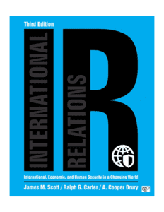 IR: International, Economic, and Human Security in a Changing World, 3rd ed.