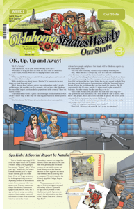 Oklahoma Studies Weekly - Our State, 6th ed.