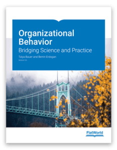 Organizational Behavior: Bridging Science and Practice, 3rd ed.