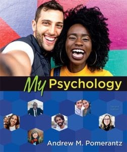 My Psychology, 2nd ed.