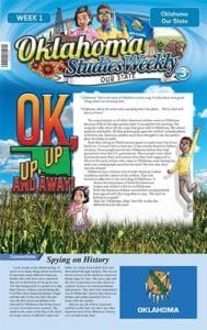 Oklahoma Studies Weekly - Our State, 2nd Edition, 7th Volume