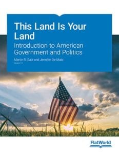 This Land Is Your Land: Introduction to American Government and Politics, 1st ed.