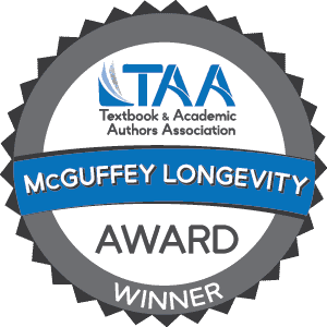 McGuffey Longevity Award Winner