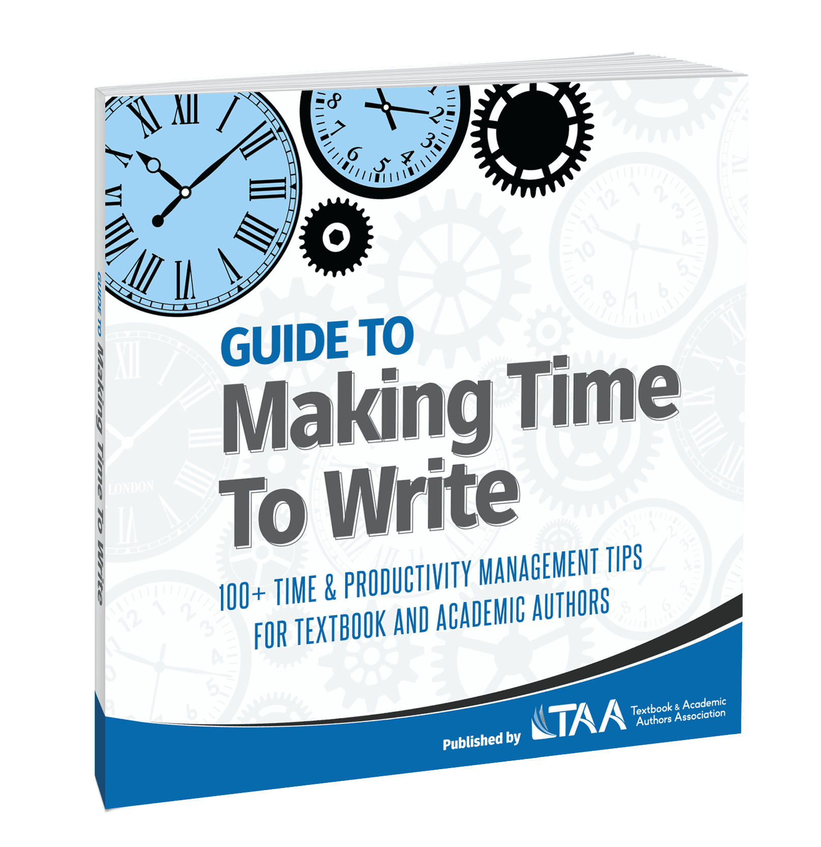 Guide to Making Time to Write