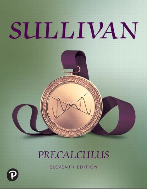 Sullivan Precalculus 11e