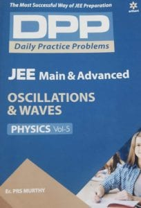 DPP Oscillations & Waves Physics Vol 5